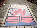Sas van Gent - Coat of arms mosaic 1.jpg