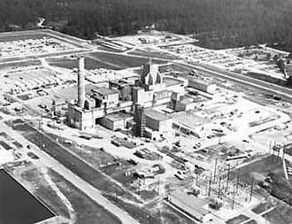 Savannah River Site - L Reactor Facility: L Area, Savannah River Site, September 16, 1982