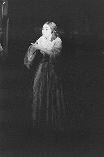 Melitta Muszely Austrian singer and opera singer