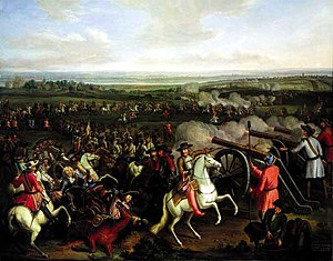 Brandenburg - Brandenburg's victory over Swedish forces at the Battle of Fehrbellin in 1675