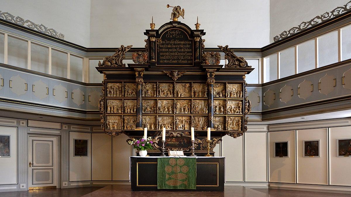 Kirche Itzehoe
