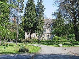 Willebadessen - Wasserschloss Borlinghausen