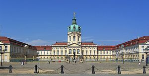 Prussian Palaces and Gardens Foundation Berlin-Brandenburg - Charlottenburg Palace