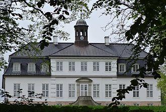 Princess Caroline-Mathilde of Denmark - Sorgenfri Palace
