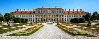 Oberschleißheim - The New Schloss at Oberschleissheim