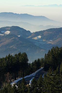 Schwarzwaldhochstrasse Mummelsee