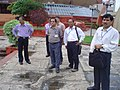 Science Career Ladder Workshop Participants Visiting Science City - Indo-US Exchange Programme - Kolkata 2008-09-17 01250.JPG
