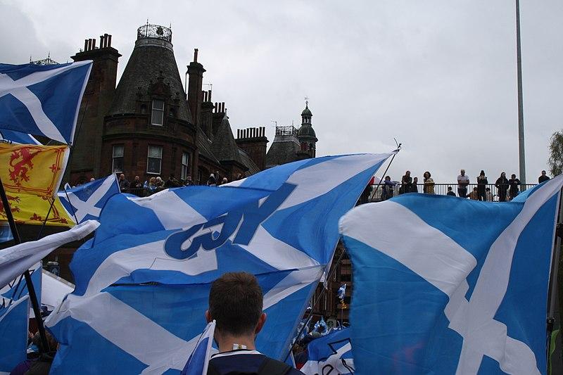 Поддержка независимости Шотландии взлетела до рекордно высокого уровня