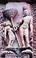 Sculpture on Rajarani Temple 05.jpg