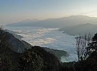 Sea of clouds, Taiwan.jpg