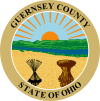 Seal of Guernsey County, Ohio