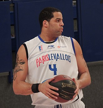 LNB Pro A Best Scorer - Sean May was the French League's Best Scorer in 2013.