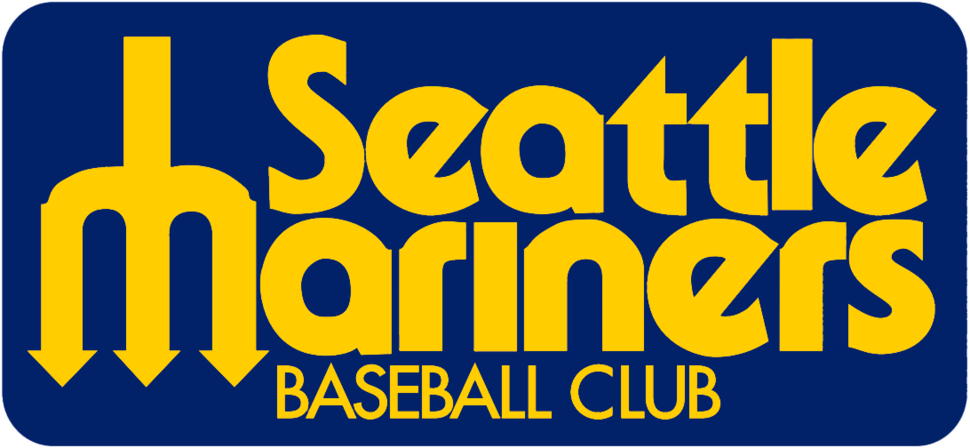 Seattle Mariners logo 1977 to 1979