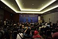 Secretary Kerry and Ambassador Froman Speak to the Press at the APEC Ministerial in Indonesia (10099282446).jpg