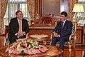 Secretary Pompeo Meets With Prime Minister Nechirvan Barzani (32805571948).jpg