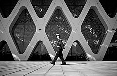 Security guard of Marrakesh, Morocco.jpg