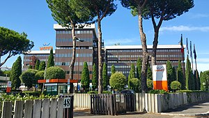 WIND (Italy) - Headquarters in Rome