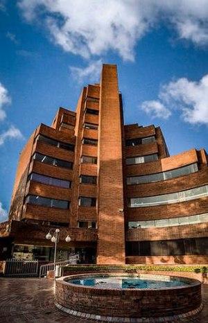 Catholic University of Colombia - Image: Sede las Torres