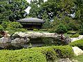 Seiryuen Garden and Kountei Hall in Nijo Castle.JPG
