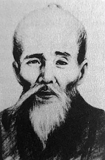 Arakaki Seishō Okinawan martial arts master