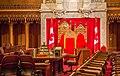 Senate Chamber, Canadian Parliament Centre Block (14766295932).jpg