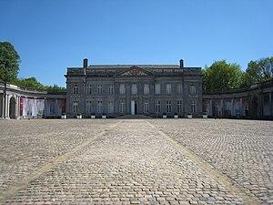 Château de Seneffe - Facade of the Château de Seneffe