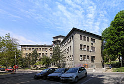 Serbia, Belgrade, Faculty of Stomatology, 25.04.2011.jpg