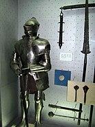 Serbian armor 15th century