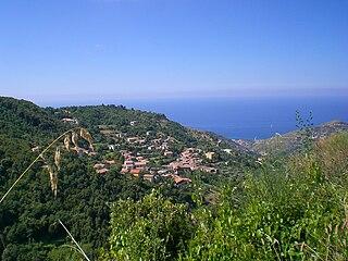 Serramezzana Comune in Campania, Italy
