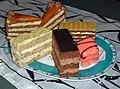 Several fancy cake.JPG