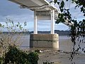 Severn Bridge (close up of pillar) - geograph.org.uk - 609710.jpg