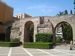 Sevilla-Reales Alcazares-Patio de la Montería.-001.jpg
