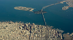 三藩市-屋崙海灣大橋 San Francisco-Oakland Bay Bridge