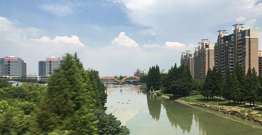 Minhang District