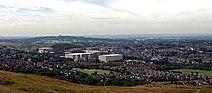 View from Crompton Moor