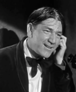 Shemp Howard Shemp Howard in Brideless Groom 1947.png