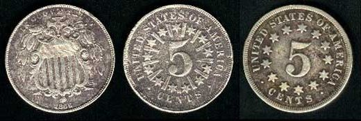 May 16: U.S. nickel coin approved. ShieldNickel.jpeg