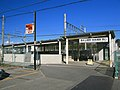 Shimizu-koen Station West Entrance 2012-12-11.jpg