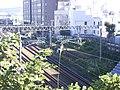Shinkansen Odawara set-off line 03.jpg