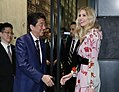 Shinzō Abe and Ivanka Trump (2).jpg