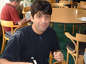 Shiraz Minwalla - Shiraz Minwalla at Harvard University