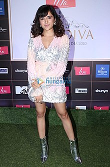 Shirley Setia snapped at Miss Diva 2020 Mumbai Preliminary Event