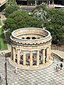 Shrine of Remembrance, Brisbane seen from Sofitel Hotel.jpg