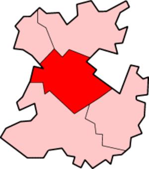 Shrewsbury and Atcham - Shrewsbury and Atcham