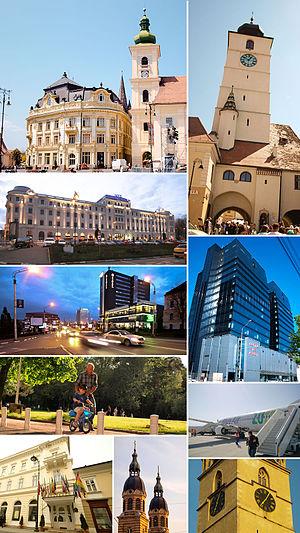 Sibiu - Image: Sibiu pictures 001