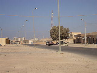 Sidi Barrani Place in Matruh, Egypt