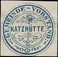 Siegelmarke Gemeinde-Vorstand Katzhütte W0392618.jpg