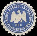 Siegelmarke K.Pr. Inspektion der Fliegertruppen W0337557.jpg