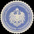 Siegelmarke K. Deutsche Landeshauptmannschaft für Südwestafrika W0337607.jpg