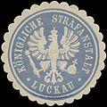 Siegelmarke K. Strafanstalt Luckau W0360732.jpg